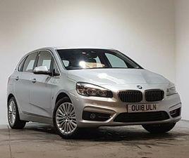 2018 BMW 2 SERIES 1.5 225XE PHEV LUXURY (136BHP) - £17,698
