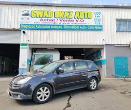 SUBARU TRIBECA 3,0L ESS 245CV À 7900 (BOITE AUTO/TOIT OUVRANT/7 PLACES)