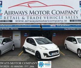 2013 PEUGEOT 107 1.0L PETROL FROM AIRWAYS MOTOR COMPANY - CARSIRELAND.IE