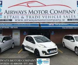 PEUGEOT 107 1.0 ALLURE 3DR FOR SALE IN DUBLIN FOR €5,995 ON DONEDEAL