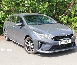 USED 2019 (69) KIA PRO CEED 1.6 CRDI ISG GT-LINE 5DR DCT IN STIRLING