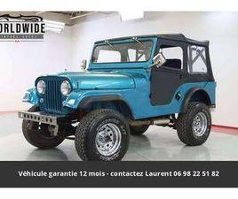 CJ2A 350 V8 1959 PRIX TOUT COMPRIS