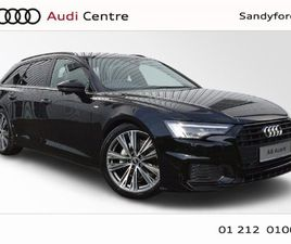 AUDI A6 AVANT NEW 40 TDI 204HP S-TRONIIC S-LINE 5 FOR SALE IN DUBLIN FOR €70,255 ON DONEDE