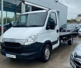 IVECO DAILY RECOVERY 2.3 AUTO 2014 FOR SALE IN CORK FOR €7,295 ON DONEDEAL