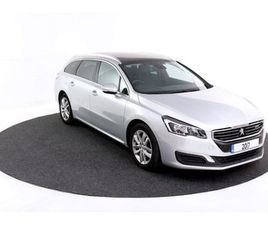 PEUGEOT 508 ACTIVE SW 1.6 BLUE HDI 120 BHP AUTO FOR SALE IN SLIGO FOR €17,250 ON DONEDEAL