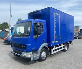 06 DAF LF 45 160 7.5 TON MULTI TEMP FRIDGE FOR SALE IN ARMAGH FOR €1 ON DONEDEAL