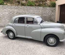 1955 MORRIS OXFORD MO FOR SALE IN DONEGAL FOR €9,500 ON DONEDEAL