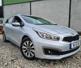 161 KIA CEED SPORTSWAGON *NCT 8-22*TAX 4-22*CLEAN FOR SALE IN DUBLIN FOR €6,999 ON DONEDEA