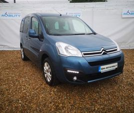 CITROEN BERLINGO MULTISPACE WHEELCHAIR ACCESSIBLE FOR SALE IN WESTMEATH FOR €16,950 ON DON