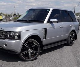 2006 RANGE ROVER FOR SALE IN GALWAY FOR €8,000 ON DONEDEAL
