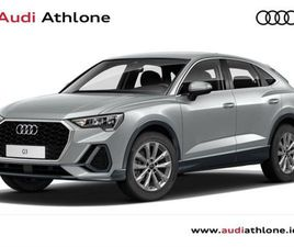 AUDI Q3 SPORTBACK 2.0TDI 150BHP SE S-TRONIC - IN FOR SALE IN WESTMEATH FOR €48,133 ON DONE