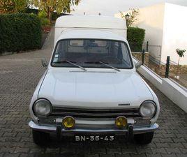 SIMCA 1100 VF2 - CARRO MUITO RARO
