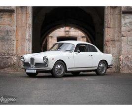 ALFA ROMEO GIULIA 1600 SPRINT - 1962