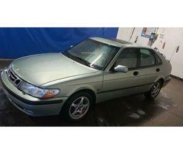 2001 SAAB 9-3 | CARS & TRUCKS | CALGARY | KIJIJI