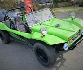 USED 1968 VOLKSWAGEN 1300 BEACH BUGGY 1.3 NOT SPECIFIED IN GREEN FOR SALE   CARSITE