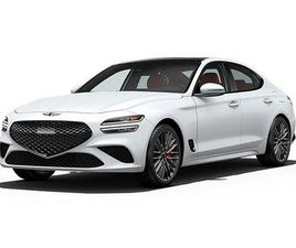 BRAND NEW WHITE COLOR 2022 GENESIS G70 LAUNCH EDITION FOR SALE IN CHANTILLY, VA 20151. VIN