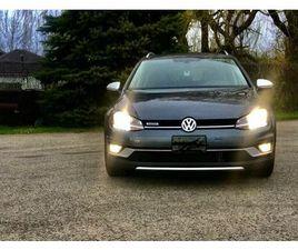 VW GOLF ALLTRACK | CARS & TRUCKS | HAMILTON | KIJIJI