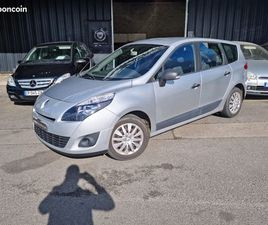 RENAULT SCENIC 3 DCI 110 7 PLACES