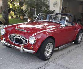 1965 AUSTIN-HEALEY 3000 SEBRING 3000