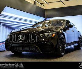 2021 MERCEDES-BENZ AMG GT 63 S 4MATIC+ | CARS & TRUCKS | OAKVILLE / HALTON REGION | KIJIJI