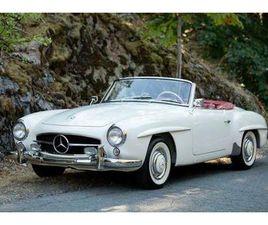1958 MERCEDES-BENZ 190SL ROADSTER | CARS & TRUCKS | OAKVILLE / HALTON REGION | KIJIJI