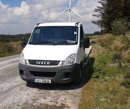 IVECO DAILY 35S11. FOR SALE IN CORK FOR €6,500 ON DONEDEAL