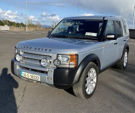 DISCOVERY 3 FOR SALE IN KILDARE FOR €7,499 ON DONEDEAL