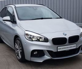 BMW 2 SERIES ACTIVE TOURER 216D M SPORT ACTIVE TO FOR SALE IN DUBLIN FOR €21,800 ON DONEDE