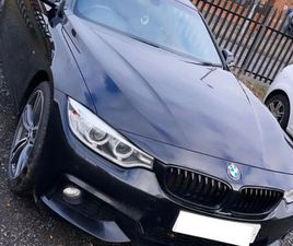 2016 BMW 420D XDRIVE M SPORT PLUS FOR SALE IN ARMAGH FOR £16,500 ON DONEDEAL