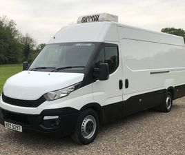 2016 IVECO DAILY LWB HIGH ROOF FOR SALE IN FERMANAGH FOR £8,650 ON DONEDEAL