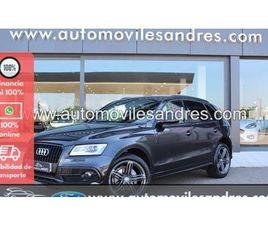 AUDI Q5 2.0TDI CD QUATTRO BLACK LINE ED. S-T 190 4X4, SUV O PICKUP DE SEGUNDA MANO EN ZARA