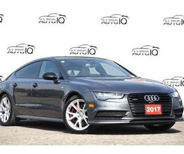 USED 2017 AUDI A7 3.0T COMPETITION