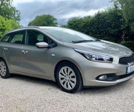 SW ESTATE 1.6 TX *ONLY 60000KM...FULL KIA SERVICE HISTORY...IMMACULATE CONDITION*