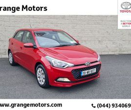 HYUNDAI I20 DIESEL CLASSIC 5DR FOR SALE IN WESTMEATH FOR €9,950 ON DONEDEAL