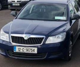 SKODA OCTAVIA ESTATE FOR SALE IN WICKLOW FOR €4,500 ON DONEDEAL