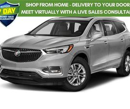USED 2021 BUICK ENCLAVE ESSENCE