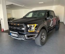 FORD F 150 RAPTOR PERFORMANCE 530PS 1 HAND