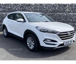 USED HYUNDAI TUCSON NOT SPECIFIED 39,000 MILES IN WHITE FOR SALE | CARSITE
