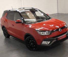 SSANGYONG TIVOLI XLV 1.6 E-XDI ELX AUTO 5DR