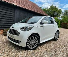 2014 (14) ASTON MARTIN CYGNET AUTOMATIC - 9600 MILES - VERY SPECIAL