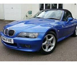 BMW Z3 1.9 AUTO INDIVIDUAL 1998 ONLY 46000 MILES STUNNING