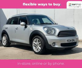 MINI COUNTRYMAN 1.6 COOPER D BUSINESS EDITION 5DR [CHILI PACK] LEATHER SEATS