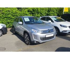CITROEN C4 AIRCROSS C4 AIRCROSS 1.6HDI S&S EXCLUSIVE 4WD 115