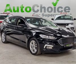 FORD MONDEO 2.0 ZETEC EDITION ECOBLUE 5D 148 BHP *AMAZING FINANCE OPTIONS AVAILABLE*