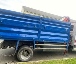 IVECO LORRY AND HIAB FOR SALE