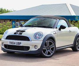 2014 MINI ROADSTER 1.6 COOPER S - £10,000
