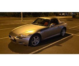 HONDA, S2000, CONVERTIBLE, SPORTS CAR ONLY S2000 IN IRELAND