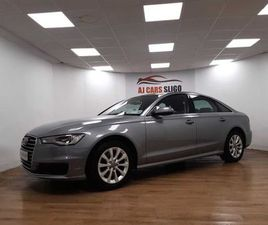 IMMACULATE AUDI A6 ULTRA S-TRONIC BUSINESS 2017 FOR SALE IN SLIGO FOR €24,950 ON DONEDEAL