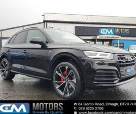 AUDI Q5 40 TDI QUATTRO S LINE 5DR S TRONIC FOR SALE IN TYRONE FOR £32,945 ON DONEDEAL