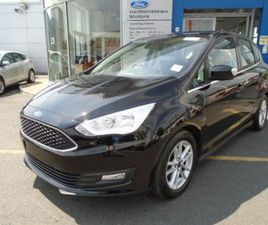 FORD C-MAX ZETEC 1.0 ECOBOOST 5 DOOR FOR SALE IN DUBLIN FOR €21,950 ON DONEDEAL